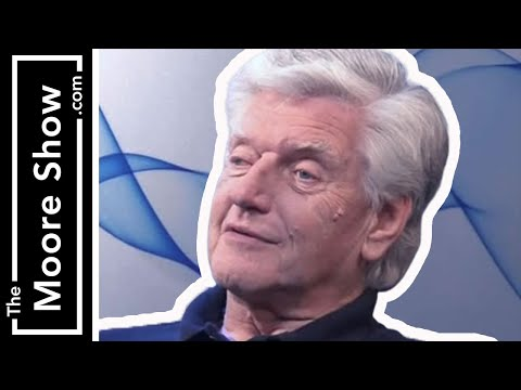 Dave Prowse aka Darth Vader from the original 'Star Wars' Trilogy