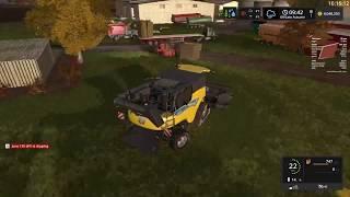 Farming Simulator 17 Timelapse #31 | Lone Oak with seasons.