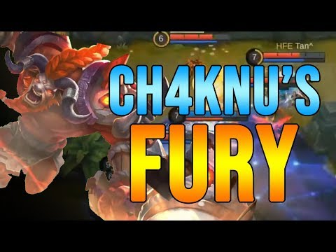 CH4KNU IS ONE ANGRY MINOTAUR!   SUHA.Execration Punishers Vs. HF.Emperors   The Nationals ML  
