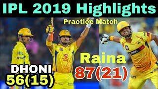 csk-team-practice-match-2019---ms-dhoni-csk