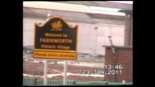 Chadwick Park,Historic Farnworth,ex village.