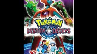 sneak peeks from pokemon destiny deoxys 2005 dvd