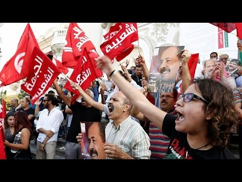Tunisia's victims of dictatorship abuse testify live on television