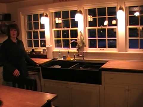 Kitchen Design with Lots of Windows - YouTube