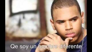 Chris Brown - changed man En español