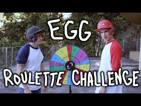 Egg Roulette Challenge