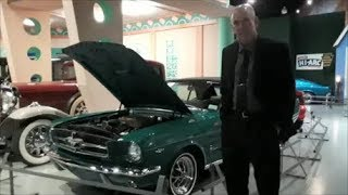 Perrys 1964 Mustang Modified For Henry Ford II