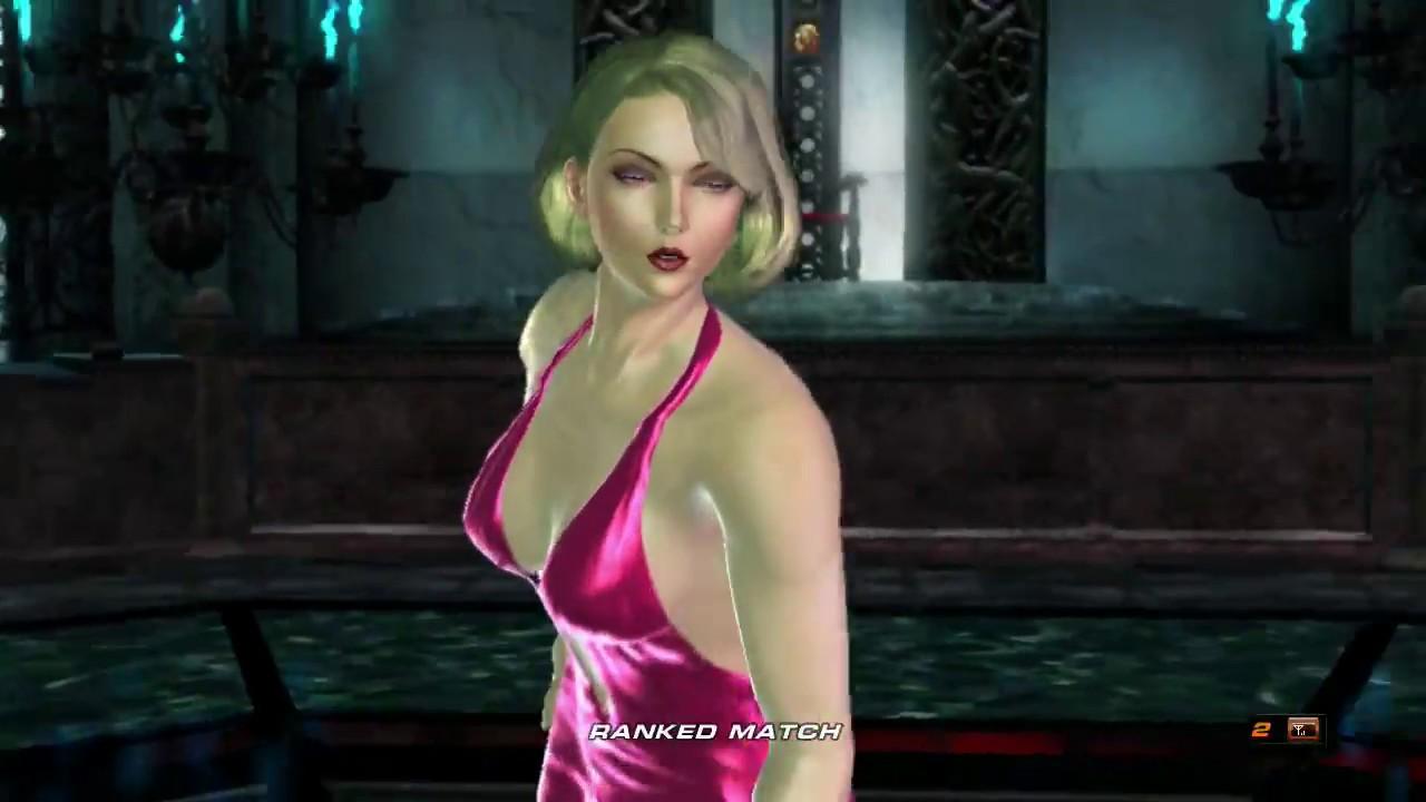 047 Tekken 6 Coouge Anna Williams Vs Piojin579 King Youtube