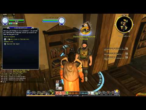 LOTRO: Crafting Profession: Armourer (Prospector, Metalsmith and Tailor)