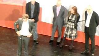 Presentación del documental sobre Norman Foster - Zinemaldia 2010