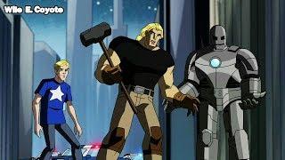 Vengadores sin Poderes ♦ Los Vengadores los Heroes mas Poderosos del Planeta