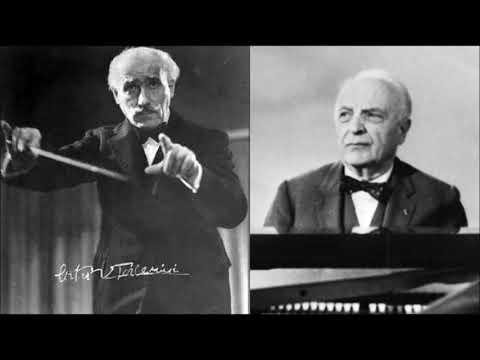 """Brahms """"Piano Concerto No 2"""" Robert Casadesus/Arturo Toscanini"""
