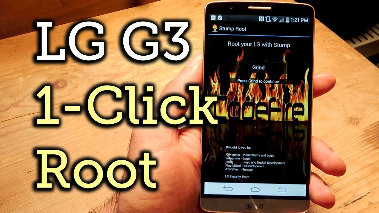 How to Root Your LG G3 (Any Carrier Variant) « LG G3