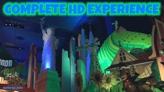 Its A Small World Happy Holidays On-ride (Complete HD Experience) Disneyland Paris