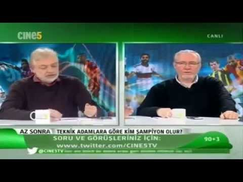 Levent Tüzemen'den - Gürcan Bilgiç'e Sneijder Ayarı.. (08.01.2015)
