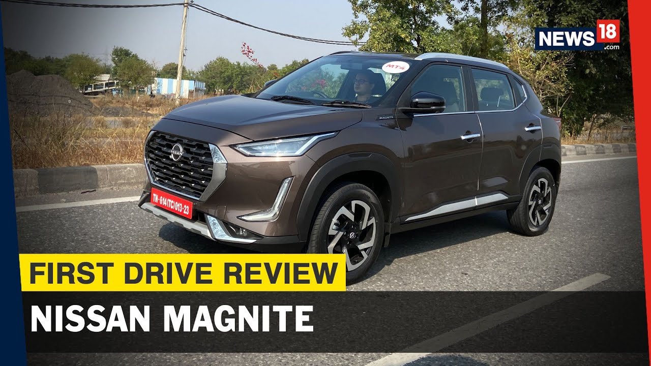 Nissan Magnite First Drive Review A Good Compact Suv But Should You Be Buying It Just Yet