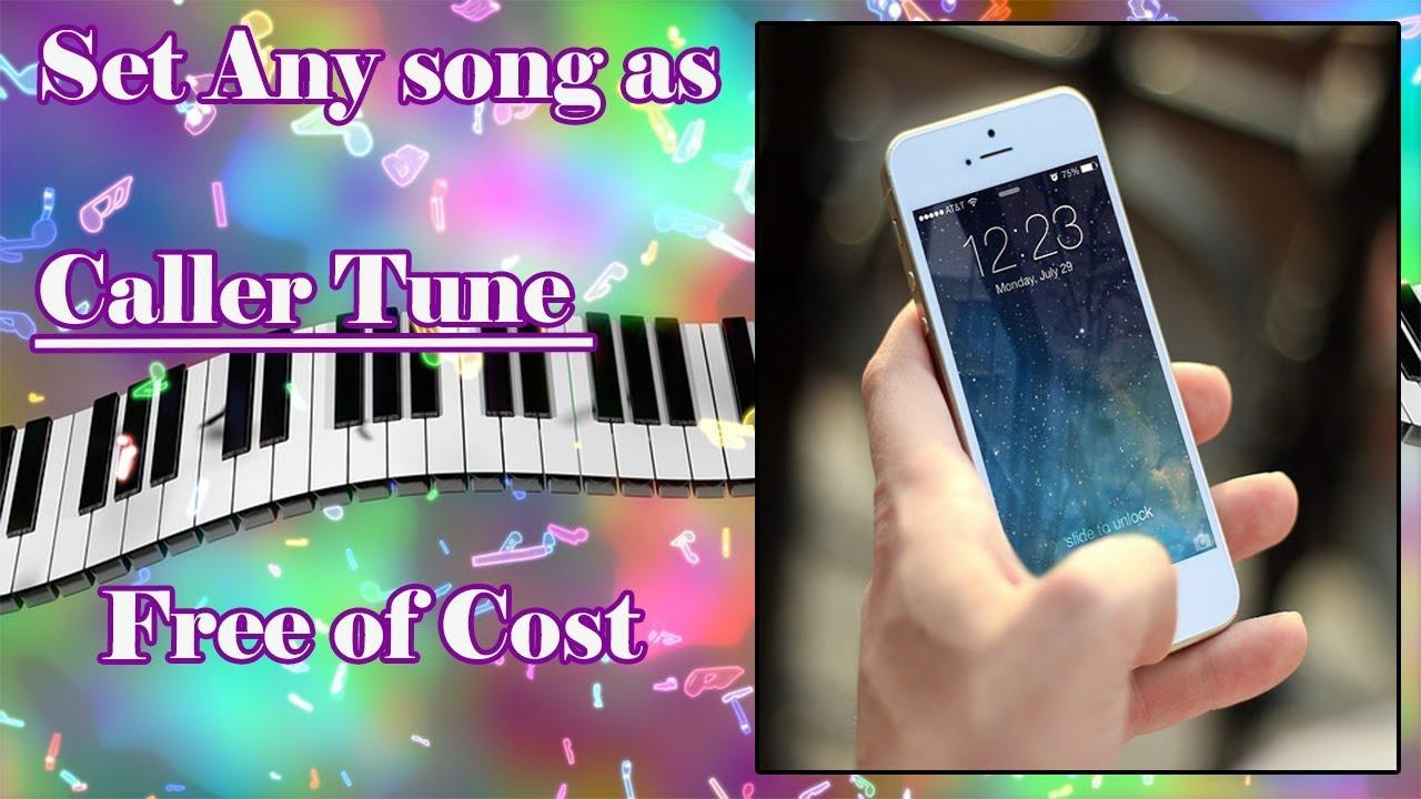 set song caller tune youtube