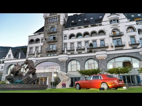 The Lifestyle Of A Billionaire [New Rolls-Royce Phantom VIII