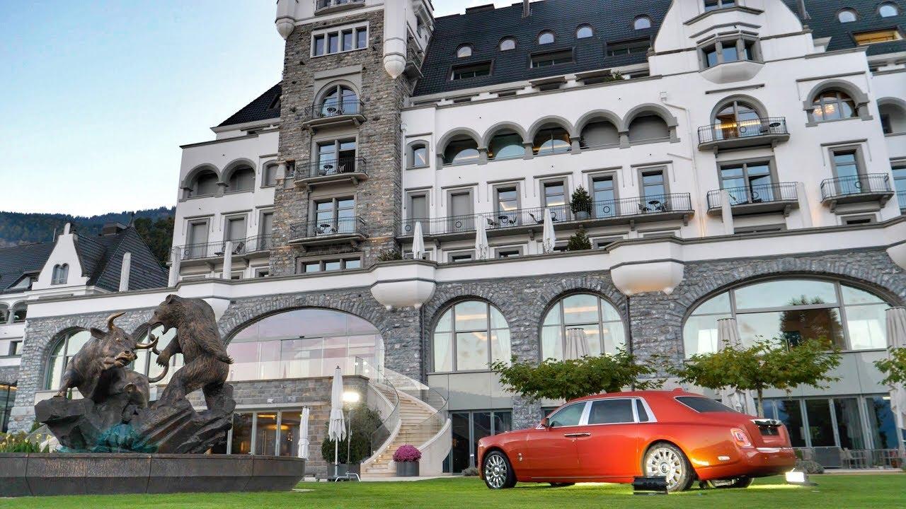 The Lifestyle Of A Billionaire [New Rolls-Royce Phantom VIII]
