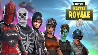 LOS 10 PIU' RARE SU FORTNITE BATTLE ROYALE ⛏️ Pazzox