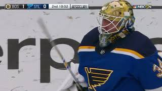Boston Bruins vs St. Louis Blues - March 21, 2018 | Game Highlights | NHL 2017/18