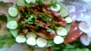 Салат весеннее утро