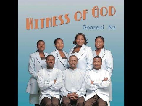 witness of god ungangilahli nkosi