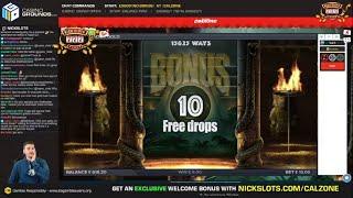 Casino Slots Live - 01/03/19 *BONUS HUNT!*