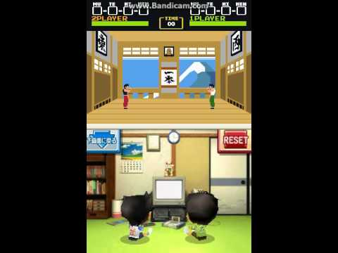 game center cx 2 muteki ken kung fu versus mode youtube. Black Bedroom Furniture Sets. Home Design Ideas
