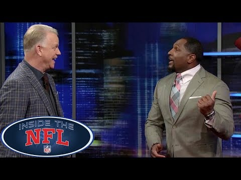 Ray Lewis Breaks Down What is a Clean Hit? | Inside the NFL