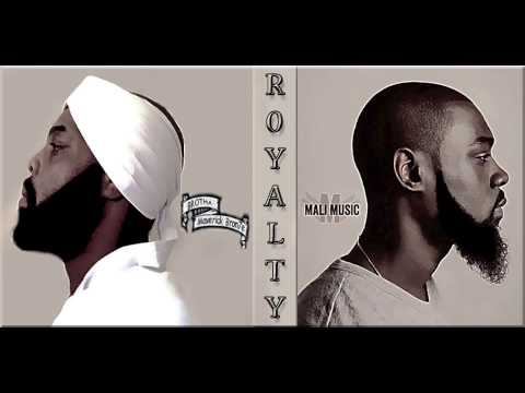 Mali Music feat Brotha Bron7e - Royalty (REMIX)