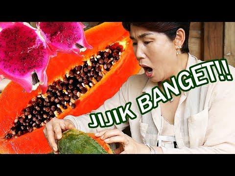 12 Jenis buah Indonesia yg tidak ada di Korea