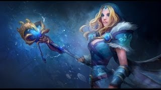 Crystal maiden - принцесса снегов [Song]