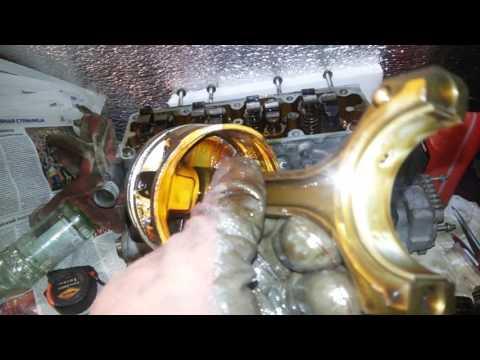 Шевроле Ланос 1,5 Разборка двигателя
