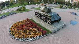 Танк-34 в Городе создателя!