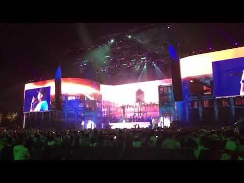 Eminem w/ 50 Cent - Patiently Waiting / I Get Money (Coachella 2018)