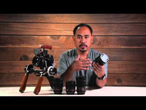 Difference Between Rokinon Cine DS and Non-DS Rokinon Cine Lenses