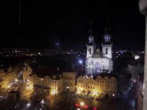 Holidays in Prague, April 2015