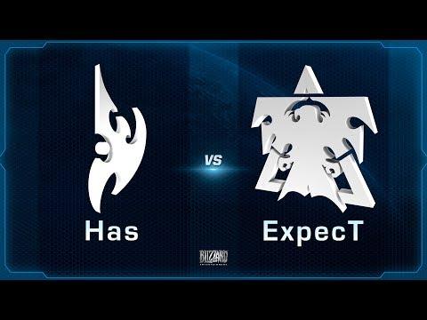 ExpecT vs Has   八強賽   WCS 蒙特婁