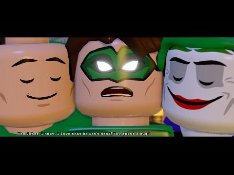 LEGO Batman 3 Beyond Gotham Walkthrough Part 8