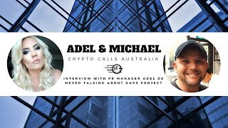 Exclusive interview with DAPS Coin PA Manager Adel De Meyer