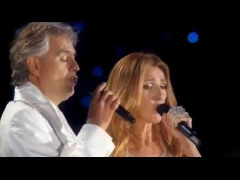The Prayer  Celine Dion Andrea Bocelli fanmade music
