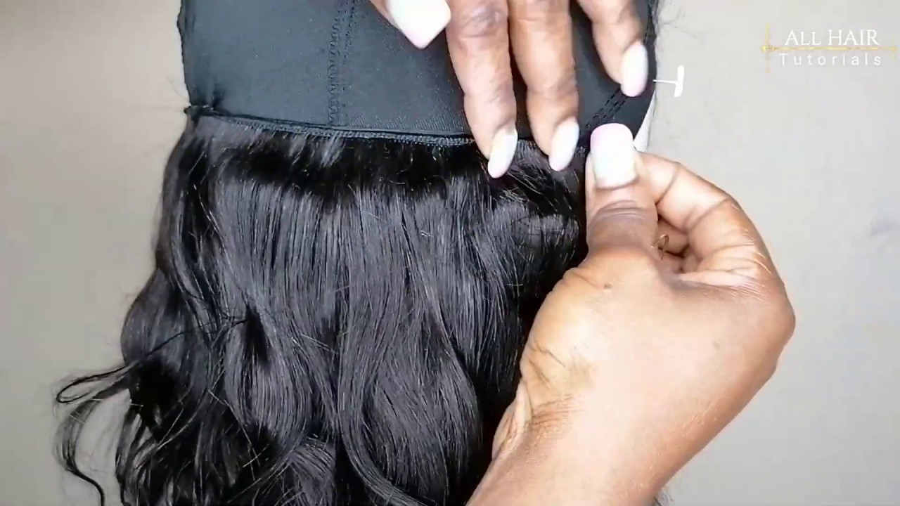 Download Step By Step Of Making A Wig For Beginners Tutorial By A PRO