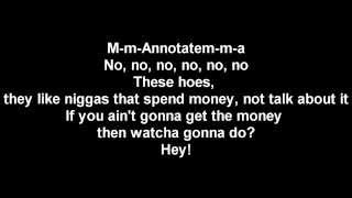 Meek Mill ft Rick Ross Off The Corner Lyrics