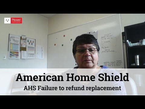 American Home Shield Reviews - AHS Failure To Refund @ Pissed Consumer Interviews