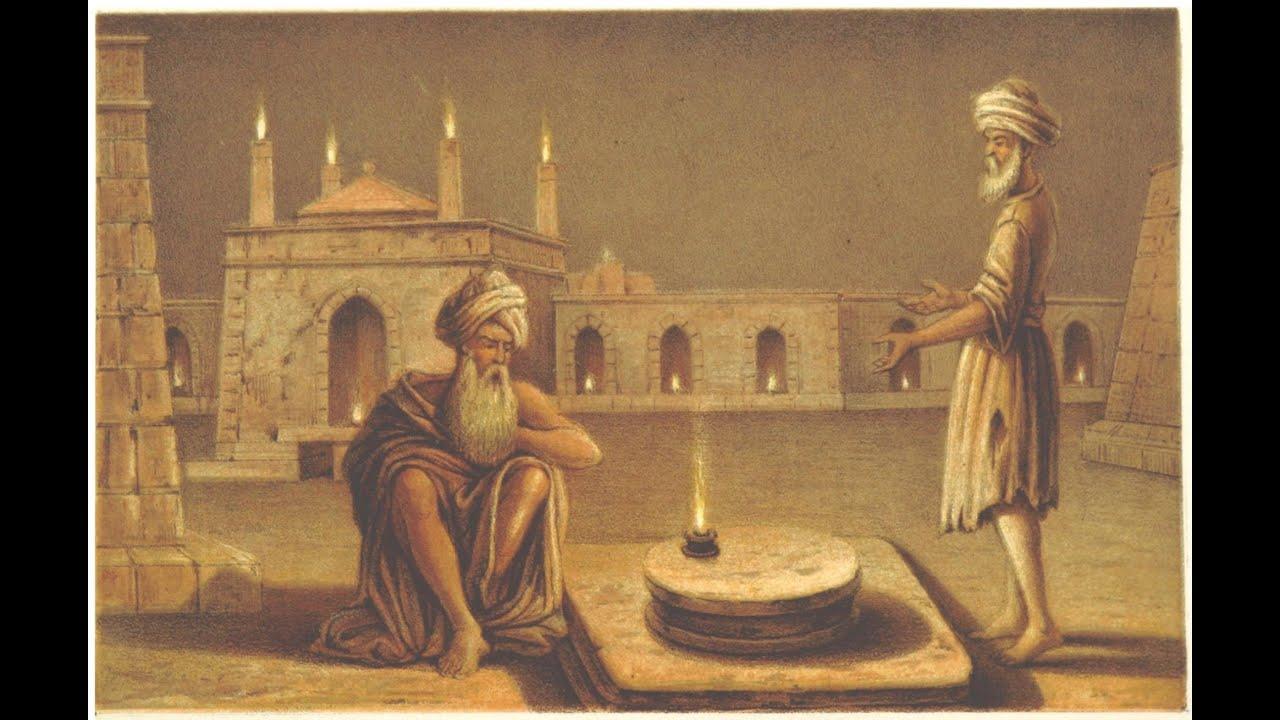 Box of islam 51 . صندوق الإسلام 51 : تأثير سلمان الفارسي على القران