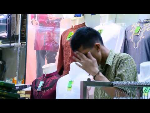 NET12 - Belanja Baju Pasar Tanah Abang Jakarta