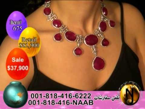 Naab Jewelry TV Show Episode-198, jewelry show, NJ, NAAB TV
