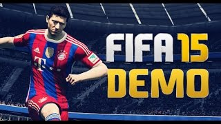 How to download and install FIFA 15 DEMO for PC