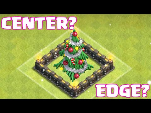 All Coc Christmas Trees.Download Clash Of Clans How To Get A Christmas Tree On The